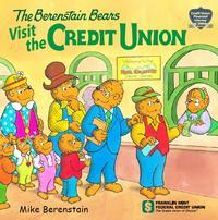 Berenstain Bears Visit CU  sc 1 st  CU Today & The Berenstain Bears Visit The Credit Union / THE boost / CUToday ...