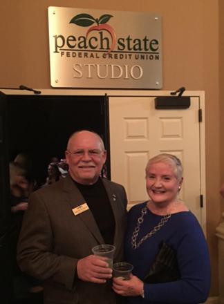 Peach State Fcu Ceo Donates 100 000 To Local Theater