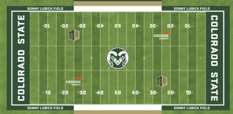 Football Field To Feature Credit Union S Name Logo