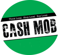 Cash Mobs Included 150 CU Supporters