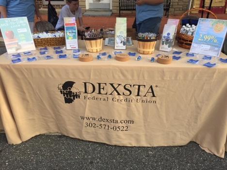 Dexsta Fcu Participates In Peach Of A Festival The Neighborhood
