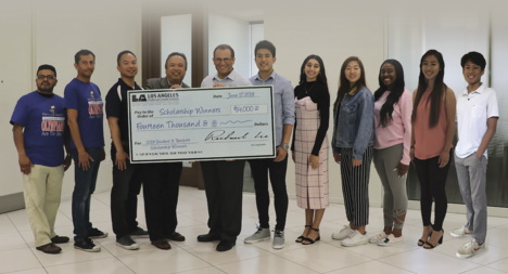 LAFCU Scholarships