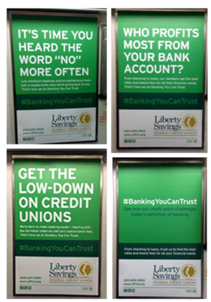 Liberty Savings FCU Sees 'PATH' Forward With New Campaign