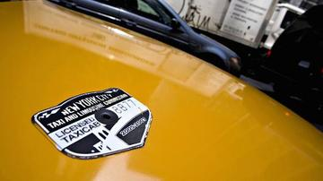 And The Taxi Medallions Were Sold At Auction For