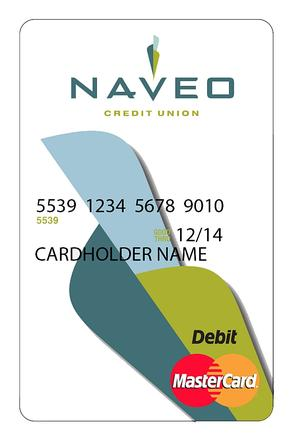 Naveo Cu S New Debit Cards Come With Vertical Design