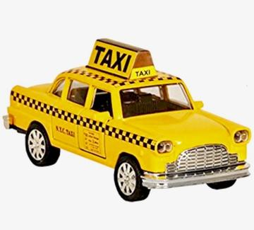 Taxicab Medallion Auctions To Reveal How Market Is Now Faring