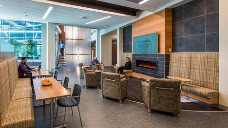 Oscu S New Operations Center Designed By Momentum Earns