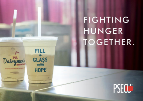 PSECU Fighting Hunger