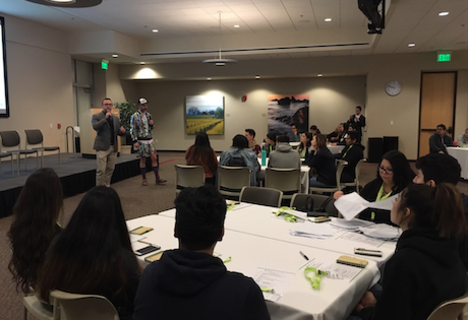 Redwood CU Leads Class on Careers in Credit Unions / THE