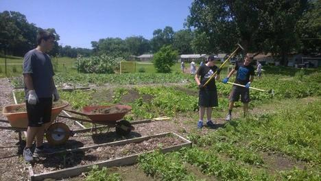 Teachers CU Supports Unity Gardens Community Learning Center / THE ...