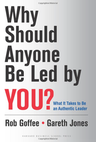 Why Should Anyone Be Led