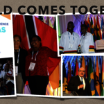 Scenes, Stories From Global CU Gathering