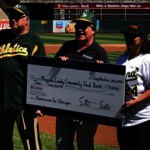 1st United Partners With A's To Help Food Bank