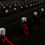 Belvoir FCU Lays Wreaths At National Cemetery