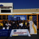 Educational Systems FCU Helps to 'Stuff the Bus'