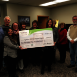 Genisys CU Awards Micro Business Grant