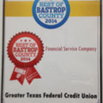 Greater TEXAS FCU On 'Best Of' List