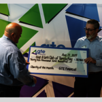 GTE Financial Presents $39K Check to Boys and Girls Club