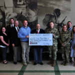 Hanscom FCU Presents Gift of $1,500