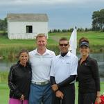 Ideal CU Raises $16K At Golf Tournament
