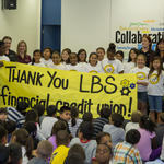 LBS Financial Assists 3 School Districts