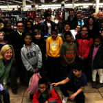 Member One Supports Coat, Shoe Drive