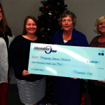 Member One Supports Stepping Stone Mission