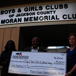 Peach State Helps Boys and Girls Club