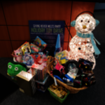 Royal CU Supports Toy Drive