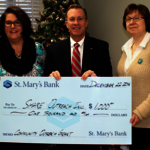 St. Mary's Helps With Heating Bills, & Other Neighborhood News