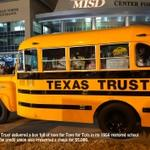 Texas Trust Fills Bus With Toys