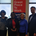 Tower FCU Certified as 'Great Workplace'