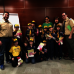 TruMark Teaches Cub Scouts About Coins
