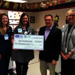USF FCU Supports Tampa General Hospital