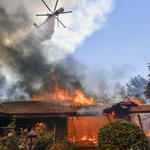 California CUs Continue To Offer Relief To Fire Victims