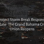 One Bahamas CU Opens After Hurricane; NC CUs Report All Have Reopened